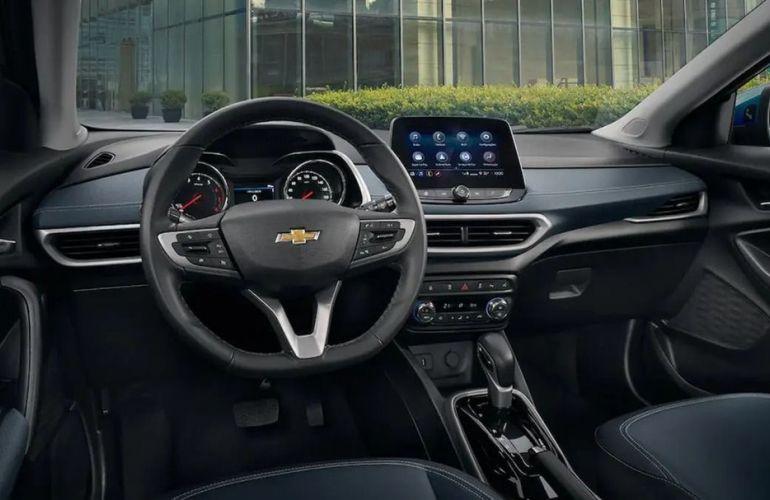Chevrolet Tracker 1.0 Turbo - Foto #4