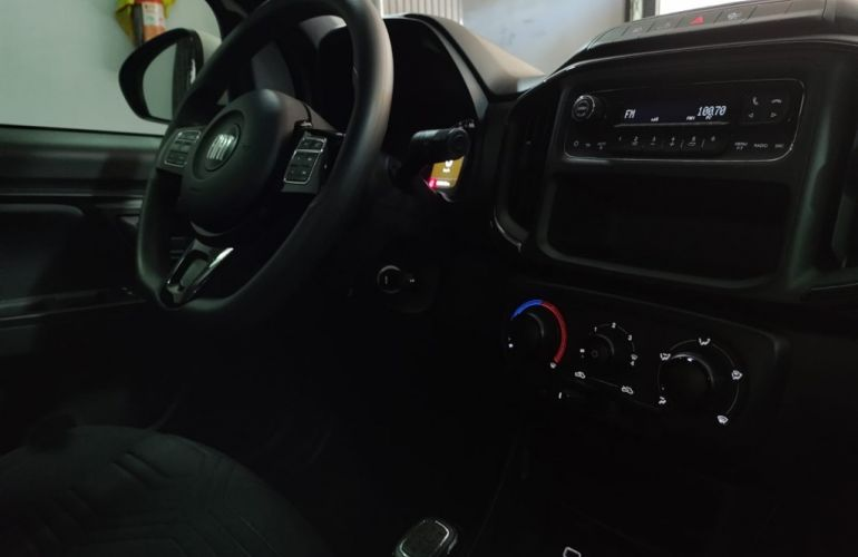 Fiat Strada 1.3 CS Plus Freedom Flex 8v - Foto #8