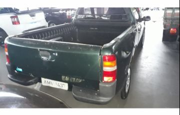 Ford Courier 1.3 Mpi (Cab Simples) - Foto #5