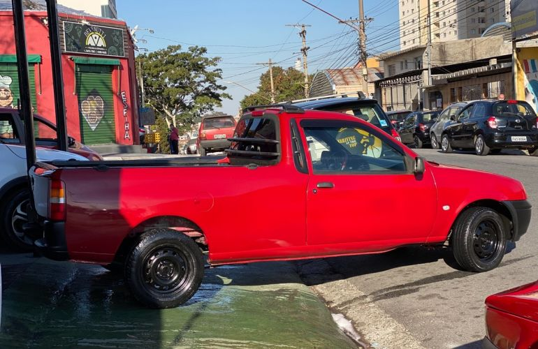Ford Courier 1.6 MPi L 8v - Foto #4