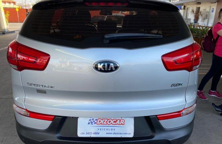 Kia Sportage 2.0 EX 4x2 16v - Foto #6