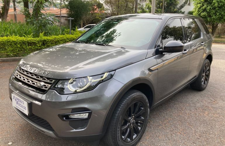 Land Rover Discovery Sport 2.0 Si4 SE 4WD - Foto #1