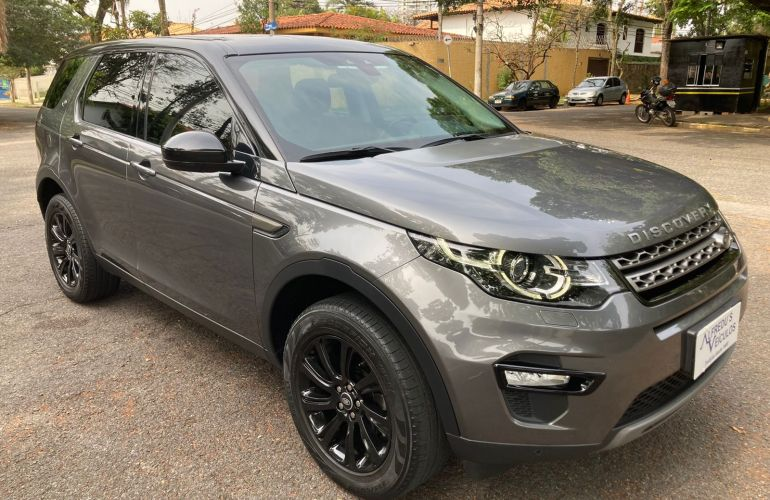 Land Rover Discovery Sport 2.0 Si4 SE 4WD - Foto #2