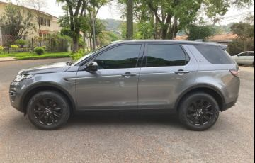Land Rover Discovery Sport 2.0 Si4 SE 4WD - Foto #5