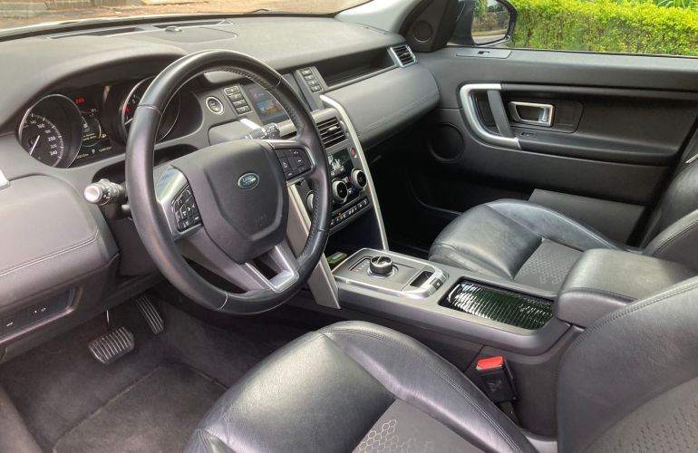 Land Rover Discovery Sport 2.0 Si4 SE 4WD - Foto #7