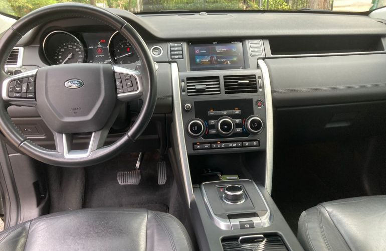 Land Rover Discovery Sport 2.0 Si4 SE 4WD - Foto #8