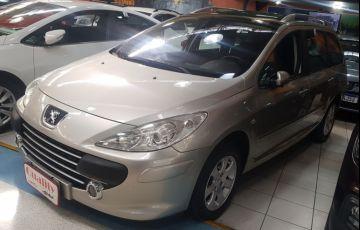 Peugeot 307 2.0 Allure Sw 16v - Foto #3