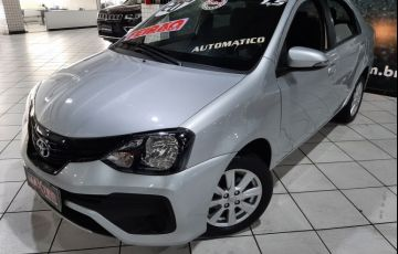 Toyota Etios 1.5 X Plus 16v - Foto #3