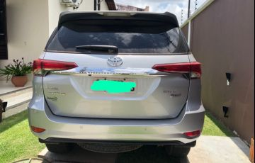 Toyota SW4 2.7 SRV 7L 4x2 (Aut) (Flex)