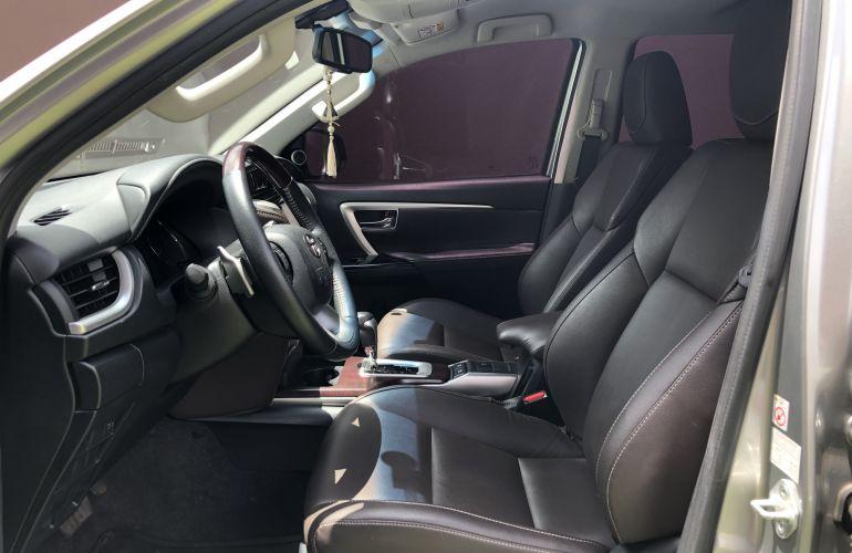 Toyota SW4 2.7 SRV 7L 4x2 (Aut) (Flex) - Foto #6