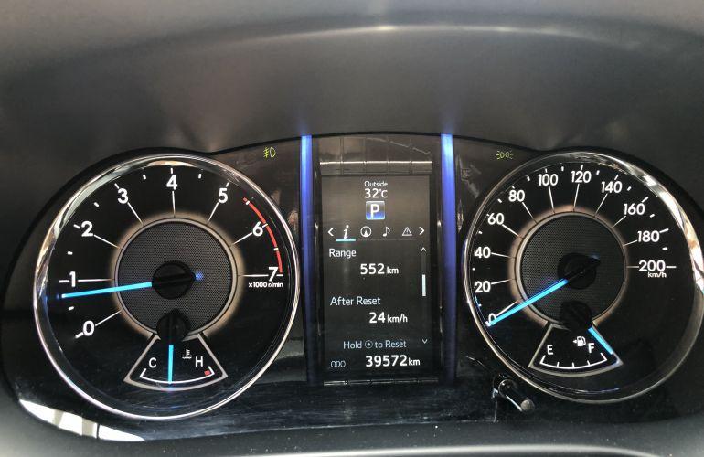 Toyota SW4 2.7 SRV 7L 4x2 (Aut) (Flex) - Foto #7