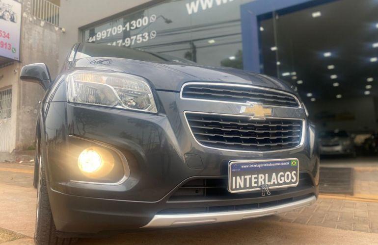 Chevrolet Tracker LTZ 1.8 16v Ecotec (Flex) (Aut) - Foto #8