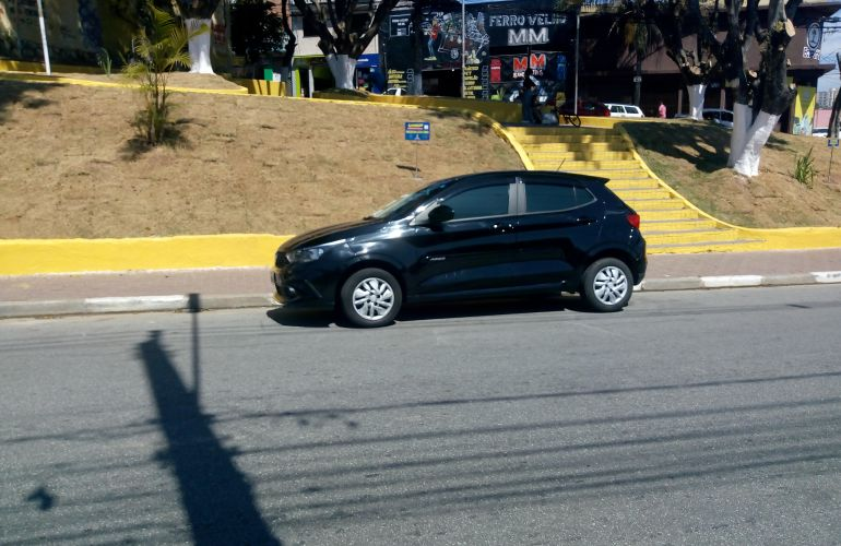 Fiat Argo 1.0 (Flex) - Foto #1