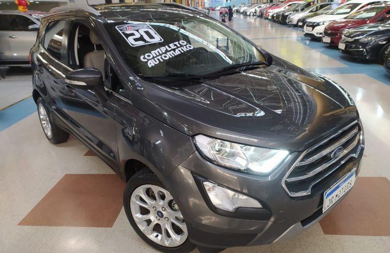 Ford Ecosport 1.5 Tivct Titanium - Foto #2