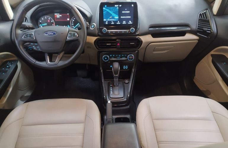 Ford Ecosport 1.5 Tivct Titanium - Foto #4