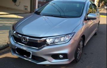 Honda City 1.5 EXL CVT