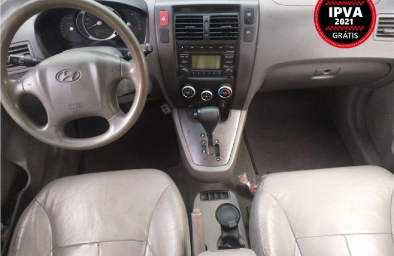 Hyundai Tucson 2.0 MPFi GL 16V 142cv 2WD Gasolina 4p Automático - Foto #2