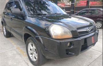 Hyundai Tucson 2.0 MPFi GL 16V 142cv 2WD Gasolina 4p Automático - Foto #4