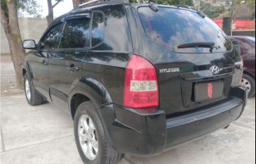 Hyundai Tucson 2.0 MPFi GL 16V 142cv 2WD Gasolina 4p Automático - Foto #5