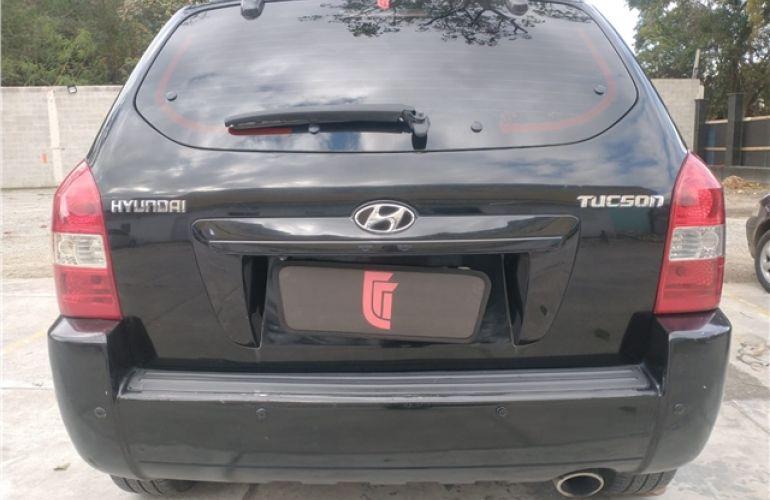 Hyundai Tucson 2.0 MPFi GL 16V 142cv 2WD Gasolina 4p Automático - Foto #6