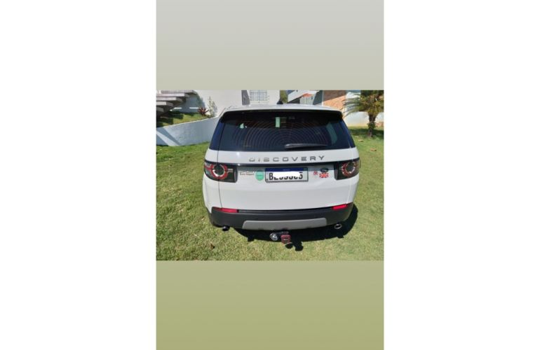 Land Rover Discovery Sport 2.0 TD4 SE 4WD - Foto #1