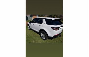 Land Rover Discovery Sport 2.0 TD4 SE 4WD - Foto #2