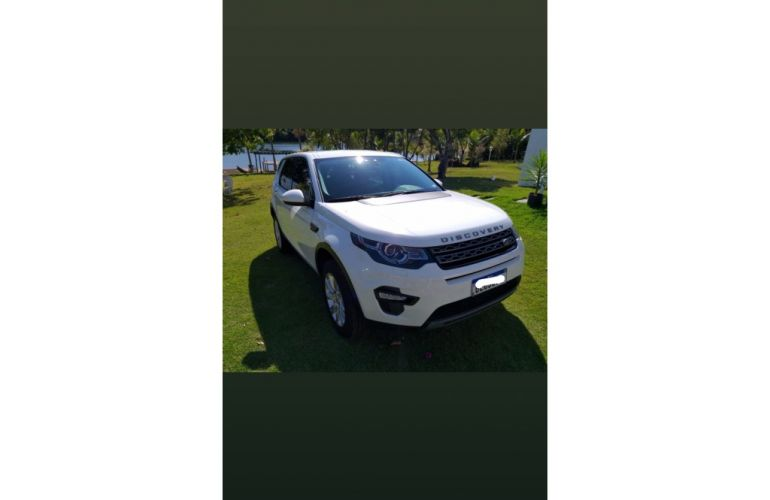 Land Rover Discovery Sport 2.0 TD4 SE 4WD - Foto #3