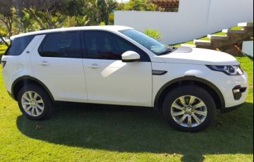 Land Rover Discovery Sport 2.0 TD4 SE 4WD - Foto #7