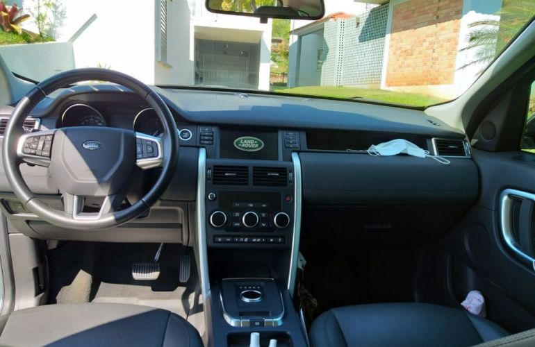 Land Rover Discovery Sport 2.0 TD4 SE 4WD - Foto #8