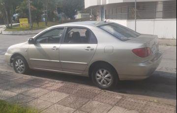 Toyota Corolla Sedan XLi 1.6 16V - Foto #5