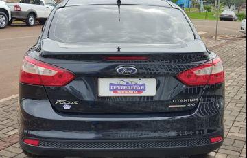 Ford Focus Sedan Titanium 2.0 PowerShift - Foto #5