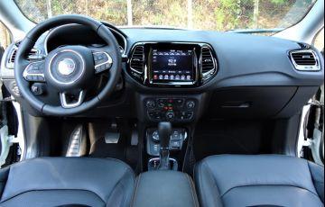 Jeep Compass 2.0 TDI Limited 4WD - Foto #9