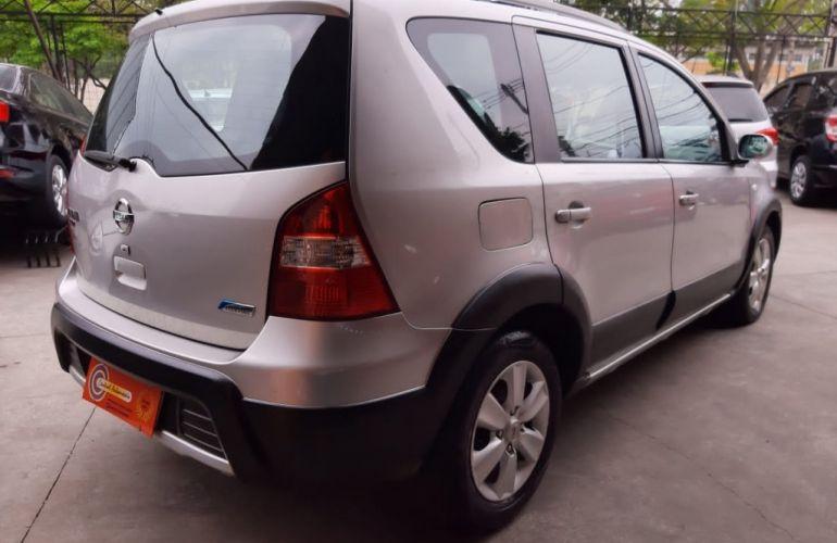 Nissan Livina X-Gear SL 1.8 16V (flex) (aut) - Foto #5