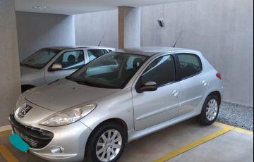Peugeot 207 Hatch XS 1.6 16V (flex) (aut) - Foto #3