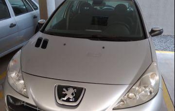Peugeot 207 Hatch XS 1.6 16V (flex) (aut) - Foto #6