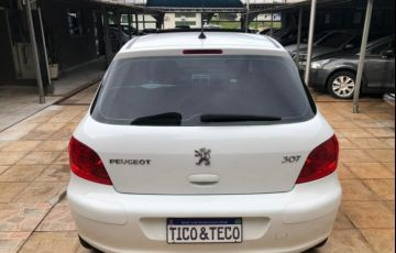 Peugeot 307 Hatch. Presence Pack 1.6 16V - Foto #5