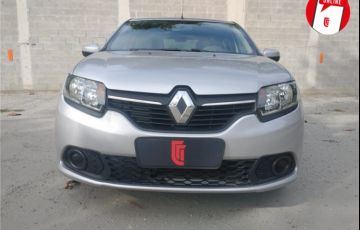 Renault Sandero 1.6 Expression 8V Flex 4p Manual - Foto #3