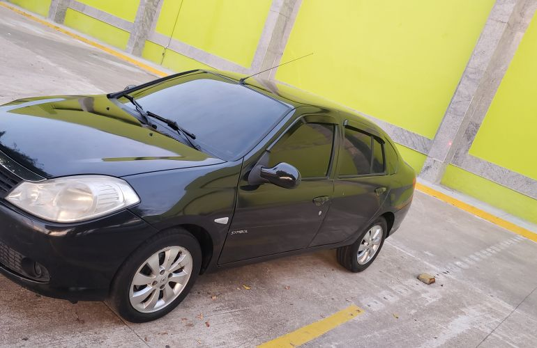 Renault Symbol 1.6 16V Privilège (flex) - Foto #2