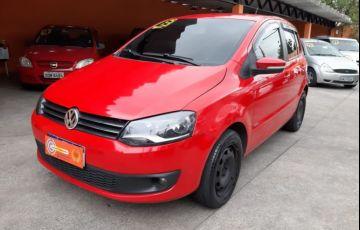 Volkswagen Fox 1.6 MSI Trendline (Flex)