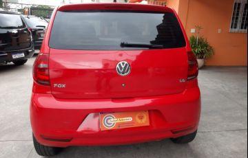 Volkswagen Fox 1.6 MSI Trendline (Flex) - Foto #4