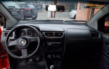 Volkswagen Fox 1.6 MSI Trendline (Flex) - Foto #7