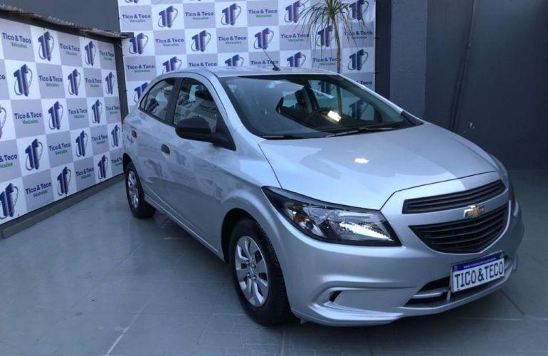 Chevrolet Onix 1.0 LT (Flex) - Foto #2