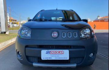 Fiat Uno 1.0 Way 8v - Foto #2