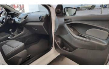 Ford Ka Hatch SE 1.0 (Flex) - Foto #8