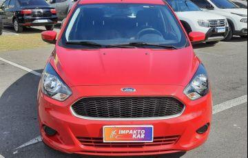 Ford Ka 1.5 Sigma Se - Foto #2