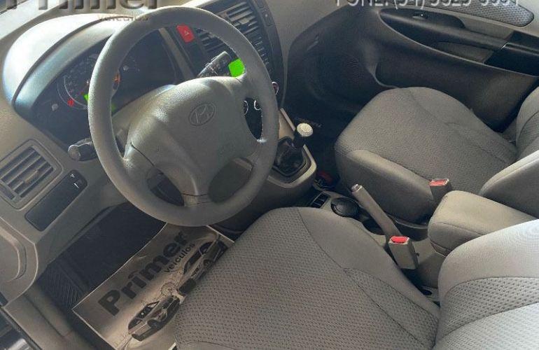 Hyundai Tucson GL 4x2 2WD 2.0 16v - Foto #6