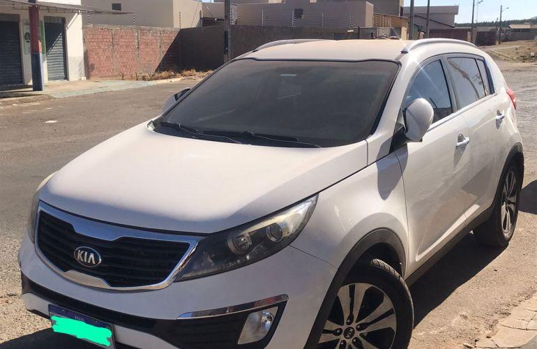 Kia Sportage EX 2.0 4X2 (Aut)  (Flex) P588 - Foto #1