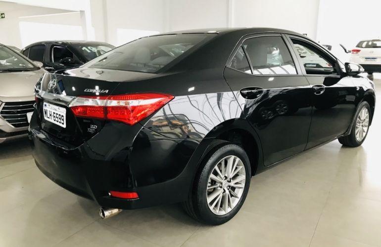 Toyota Corolla Sedan 2.0 Dual VVT-i Flex XEi Multi-Drive S - Foto #4