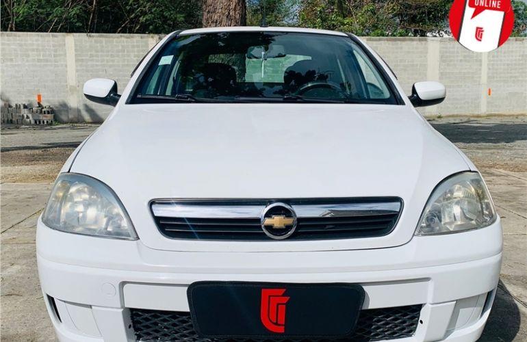 Chevrolet Corsa 1.4 MPFi Premium Sedan 8V Flex 4p Manual - Foto #3
