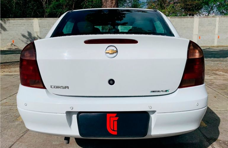 Chevrolet Corsa 1.4 MPFi Premium Sedan 8V Flex 4p Manual - Foto #4